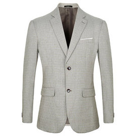 D'affaires costume slim fit mode blazers hommes costumes hommes