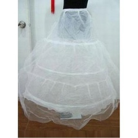Fabuleux eye catching simple parole longueur princesse crinolines