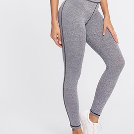 Legging chiné excellent taille haute