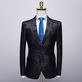 Pour hommes costume slim fit smoking affaires mariage bal