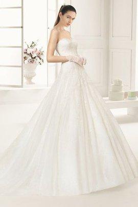 Robe de mariée sexy vintage romantique a eglise ligne a