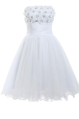 Robe de mariée spécial longue satin extensible a plage fermeutre eclair