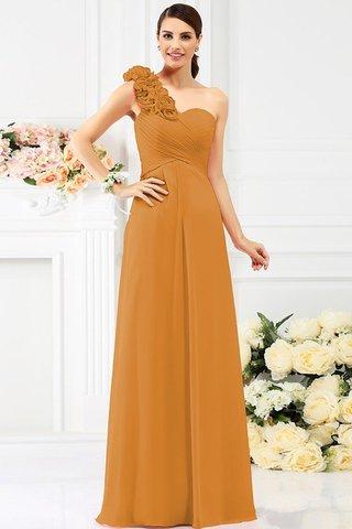 marchés et stands vintage à la recherche d'autres accessoires 9ce2-335oq-robe-demoiselle-d-honneur-avec-fleurs-manche-nulle-avec-zip-en-chiffon-ligne-a