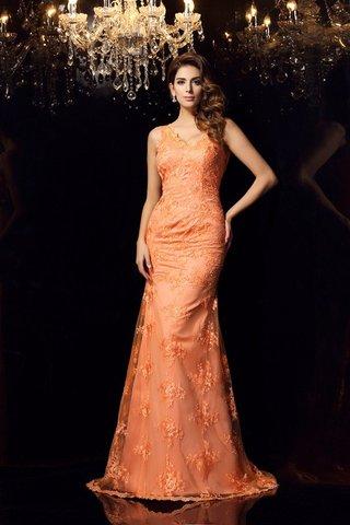 La robe Pivoine peut être personnalisée de manière infinie goodrobe.fr 9ce2-4oely-robe-de-soiree-longue-de-sirene-appliques-avec-sans-manches-de-tour-de-ceinture-empire