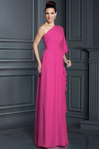 La robe Pivoine peut être personnalisée de manière infinie goodrobe.fr 9ce2-5t71n-robe-demoiselle-d-honneur-longue-avec-chiffon-jusqu-au-sol-d-epaule-asymetrique-maillot