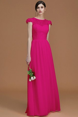 La cérémonie était la raison d'être du mariage 9ce2-adm4y-robe-demoiselle-d-honneur-naturel-col-ras-du-cou-en-chiffon-ligne-a-de-princesse