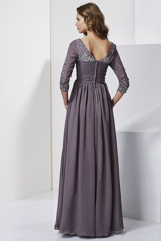 9ce2-d1wmt-robe-de-soiree-longue-avec-chiffon-de-col-en-v-de-fourreau-avec-manche-3-4.jpg