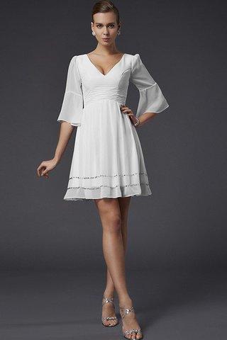 9ce2-m8luo-robe-demoiselle-d-honneur-courte-avec-perle-en-chiffon-de-col-en-v-fermeutre-eclair.jpg
