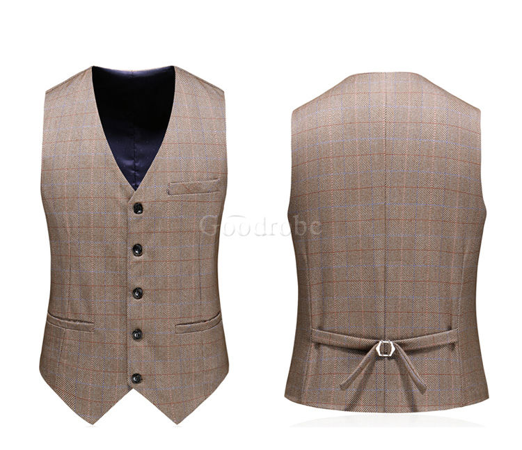 Slim fit costume 5xl costumes hommes blazers costume plaid