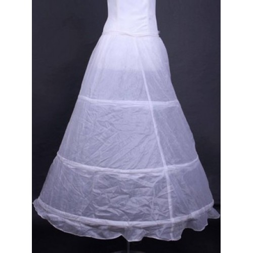 Gracieux simple discount -parole longueur princesse crinolines