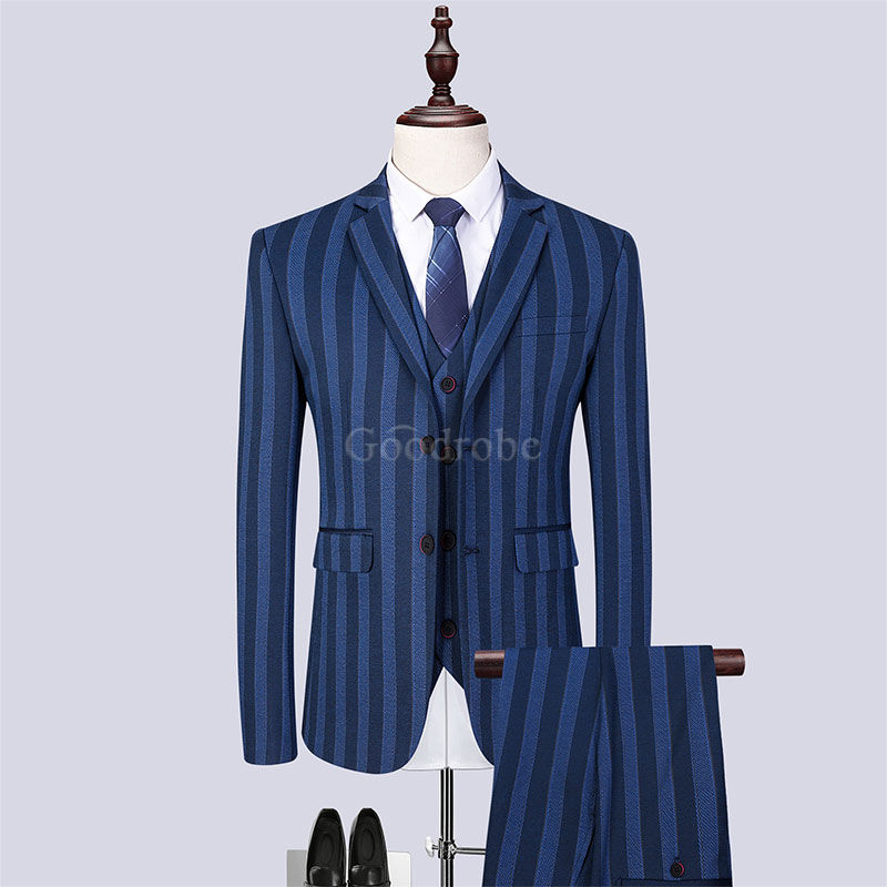 Hommes costumes blanc marié slim fit mariage robe costume hommes - photo 6