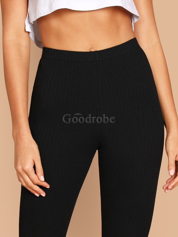 Legging unicolore fascinant taille haute - photo 4